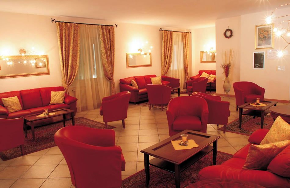 Hotel Andalo - Saloni