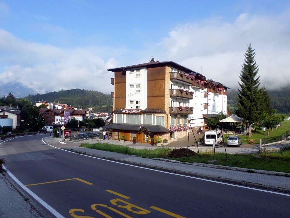 Hotel Andalo - Esterno struttura