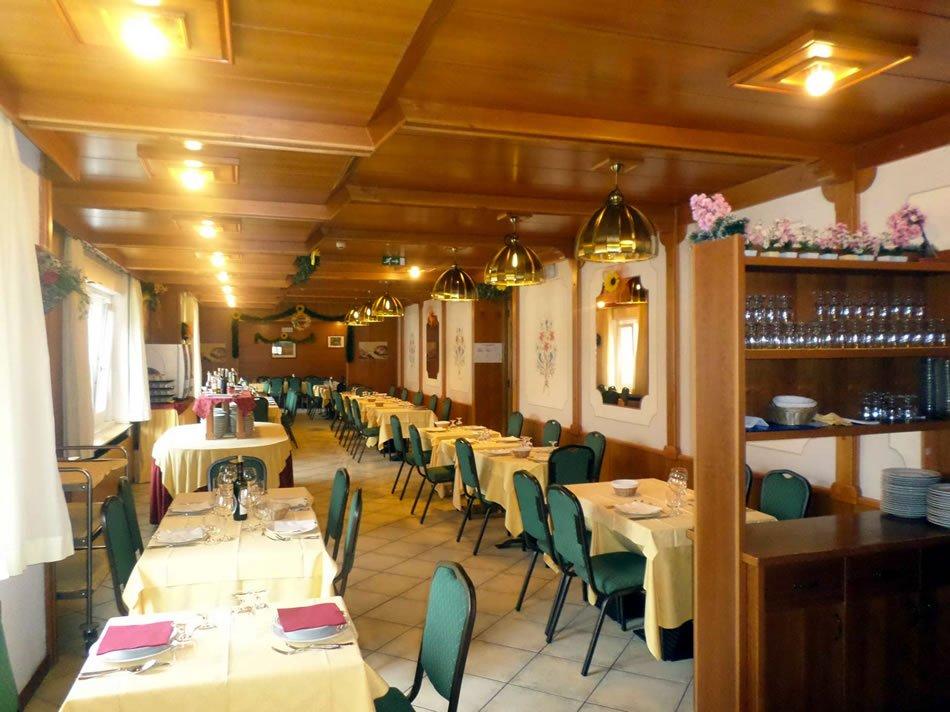 Hotel Andalo - Ristorante