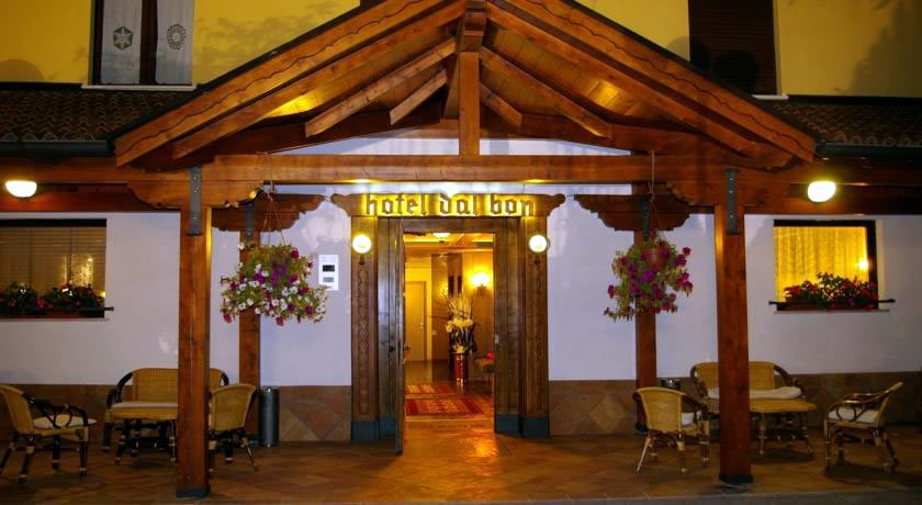 Hotel Dal Bon - Ingresso struttura