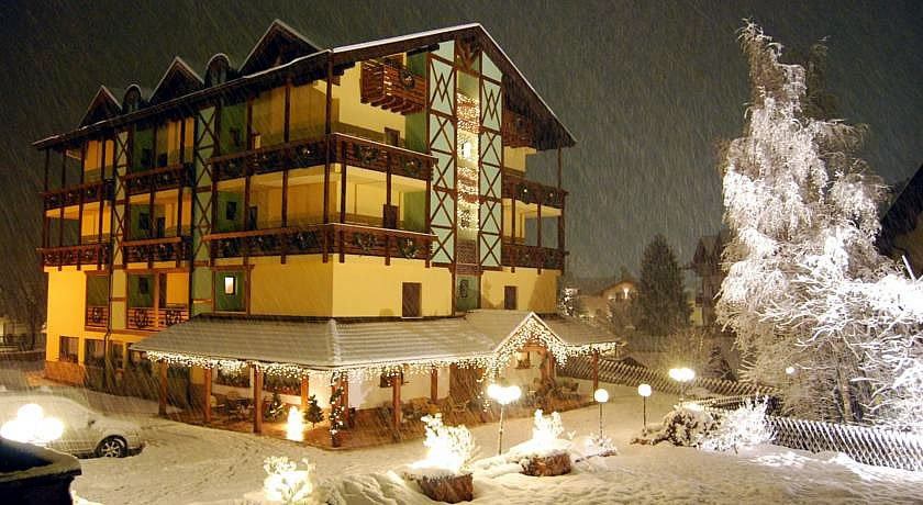Hotel Dal Bon - Esterno struttura