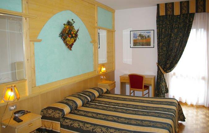 Hotel Dal Bon - Una camera