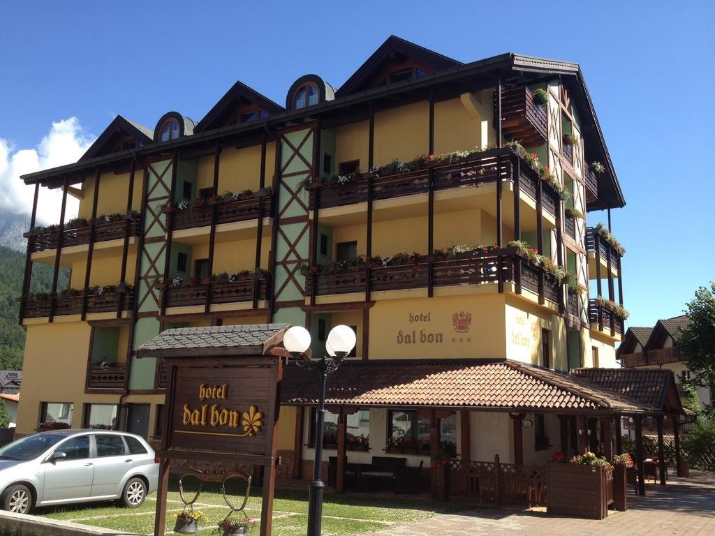 Hotel Dal Bon - La struttura